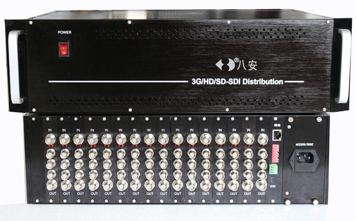 SDI 16进64出视频分配器2副本IE